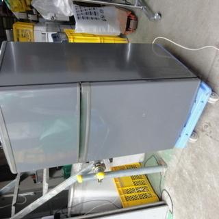 A671 ナショナル 冷蔵庫 グレー 78L NR-B8TA-H...