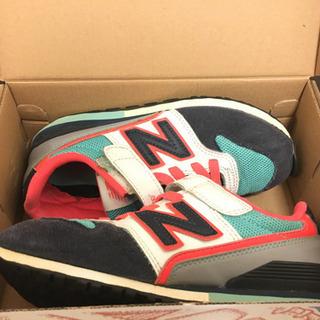 子供用靴ニューバランス