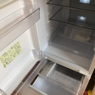 【Sharp】シャープ ノンフロン冷凍冷蔵庫 - 売ります・あげます