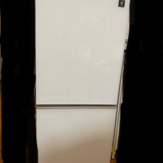 【Sharp】シャープ ノンフロン冷凍冷蔵庫の画像