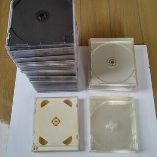CD・DVD プラケース 89枚