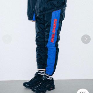 エックスガール リバーシブル パンツの画像
