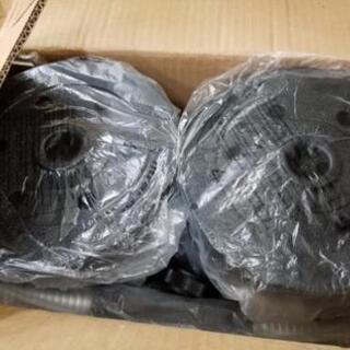 【新品未使用】ダンベル 2個セット 約21kg(ウエイト2.5kg×8個) - スポーツ