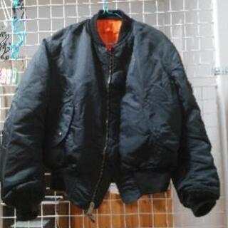 フライトジャケット ALPHA MA-1 USA製