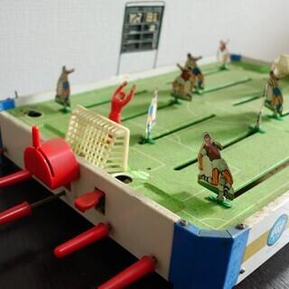 1971年 当時物 ブリキ エポック社のサッカーゲーム & 野球盤 − 千葉県