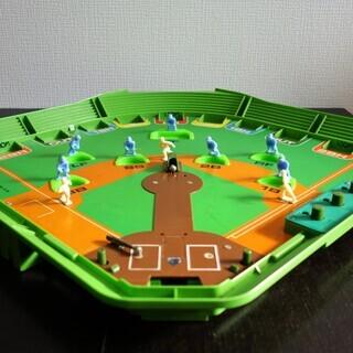 1971年 当時物 ブリキ エポック社のサッカーゲーム & 野球盤 - 売ります・あげます