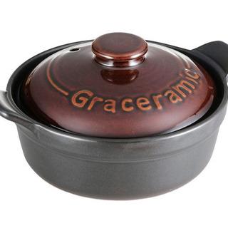 新品未使用  Graceramic グレイスラミック  陶製洋風...