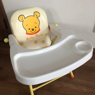 子ども椅子《ディズニーベイビープー》