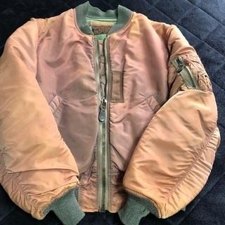 リアルマッコイズ 復刻版フライトジャケット MA-1