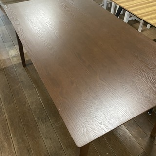 テーブルのみ135cm!新品!現品のみ!