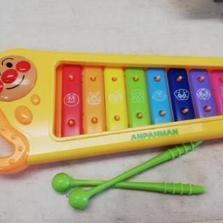 アンパンマンの鉄琴