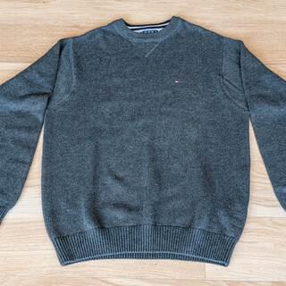 TOMMY HILFIGER セーター サイズS/P グレー