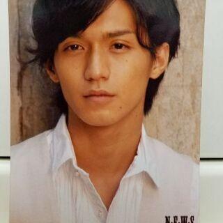 ジャニーズ公式写真 元NEWS錦戸亮さん 2枚セット