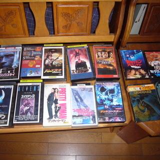 中古VHSテープ色々