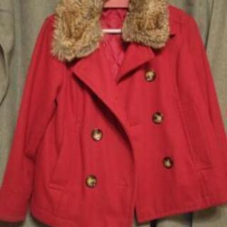 赤いコート Mサイズ