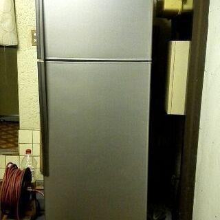2012年255l日立2ドア冷蔵庫