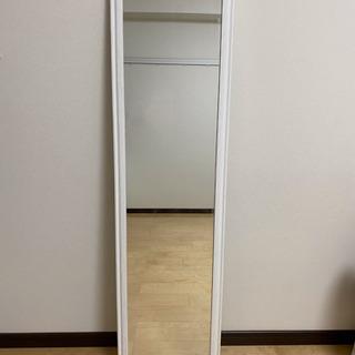 【★取引決まりました★】全身鏡 コンパクトサイズ