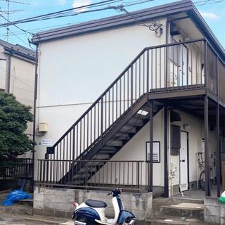 🉐船橋市!初期費用無料!初月フリーレント 風呂トイレ別 20.2...