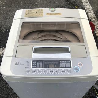 🌈状態良🚨5.5kg🚨洗濯機🌟オススメです‼️当日配送🌟