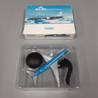 飛行機 模型 KLM お売りします。
