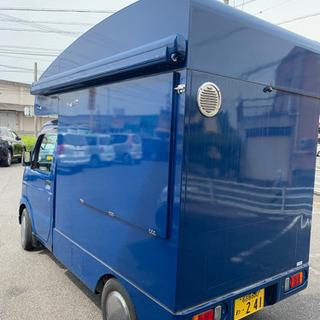 移動販売車(キッチンカー)格安レンタル!200,000円/月の画像