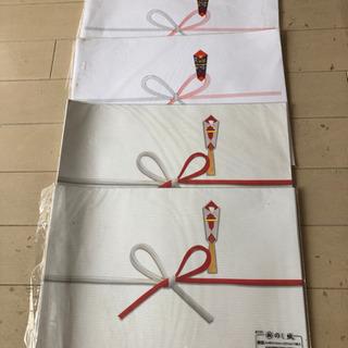 のし紙と箸 色々セット