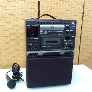 カラオケシステム COLUMBIA デノン  CDV-550 カ...