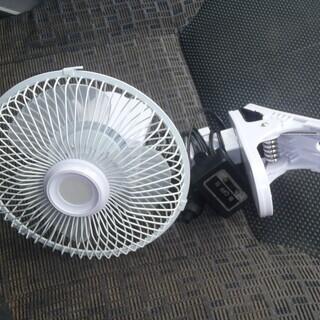 車両用12V扇風機