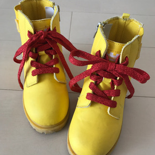 【Diablockcolors】ブーツシューズ 靴 ハイカット ...