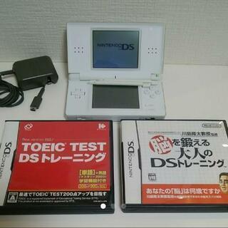 任天堂DS Lite & ソフト2コセット
