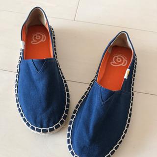 靴 スリッポン サイズ 19cmくらい