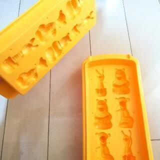 Disney3DIcetray★ゼリー作りや氷に。プーさんの立体...