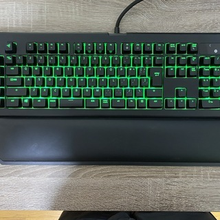 ゲーミングキーボード・Razer BlackWidow Chro...