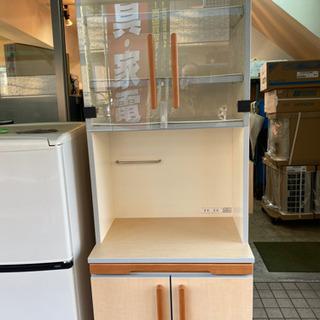 エイブイ:食器棚重ねタイプ