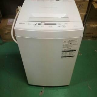 中古 洗濯機 TOSHIBA AW-45M5(W) 4.5kg