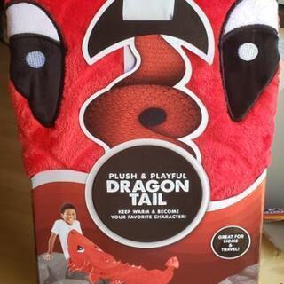 【取引中】コストコドラゴンブランケット