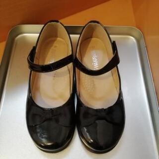 女児 18センチ 靴