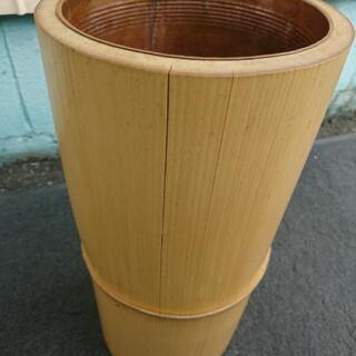 竹製 花器 /生け花 - その他