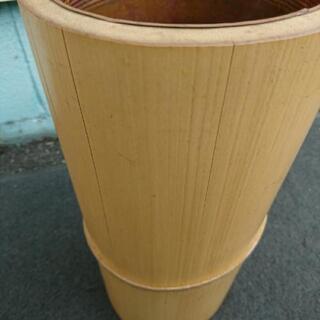 竹製 花器 /生け花 − 京都府