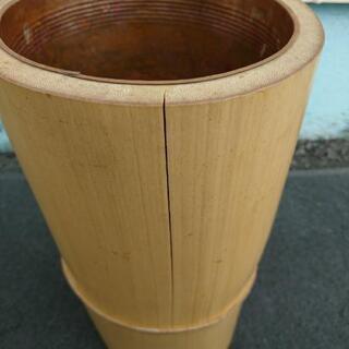 竹製 花器 /生け花 - 売ります・あげます