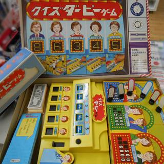タカラ クイズダービーゲーム ボードゲーム  ☆ PayPay(...