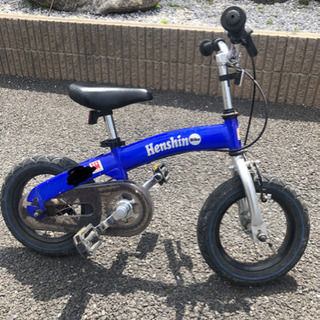 自転車 ヘンシンバイク - 売ります・あげます