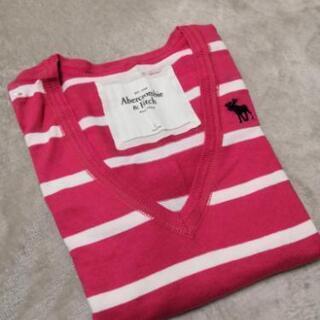 新品 Abercrombie&Fitch の春セーター