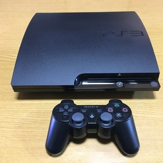 PS3  160GB (ソフト5本付き)