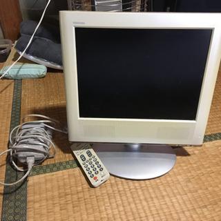 液晶TV 地デジ非対応