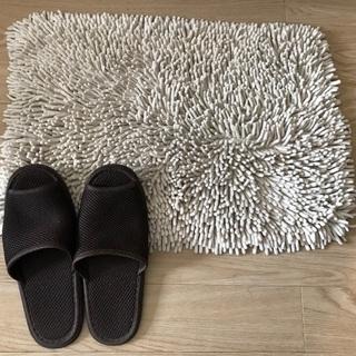 □◾️速乾 足拭きマット お風呂に■□