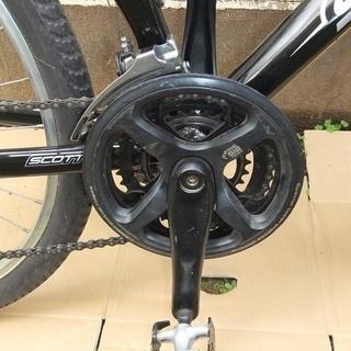 SCOTT SUB30 26X1.9 3速X7速 中古品個人整備済み - 自転車