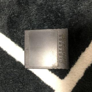 【メモリーカード、黒 251ブロック】ゲームキューブ(GC)用【...