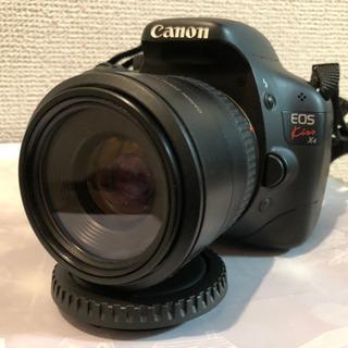 Canon EOS kiss x4 レンズセット スマホ転送❗️