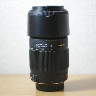 ニコン用  シグマ 70-300mm F/4-5.6 手振れ補正...